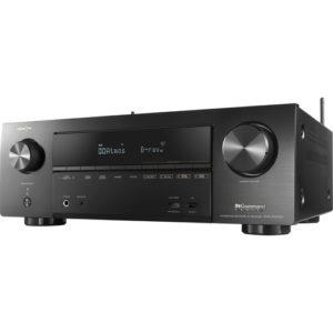 Audio/Video Receivers (AVR)